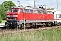 "Henschel 31824 - DB Fernverkehr ""218 366-3"" 25.05.2014 - Züssow, BahnhofJörg Meyer"