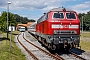 "Henschel 31824 - DB Fernverkehr ""218 366-3"" 13.07.2014 - Seebad Heringsdorf (Usedom), BahnhofMirko Schmidt"