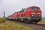 "Henschel 31824 - DB Fernverkehr ""218 366-3"" 31.10.2015 - Emmelsbüll-Horsbüll, Betriebsbahnhof LehnshalligJens Vollertsen"