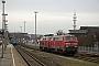 """Henschel 31824 - DB Fernverkehr """"218 366-3"""" 20.12.2015 - Westerland (Sylt)Nahne Johannsen"""