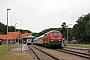 """Henschel 31824 - DB Fernverkehr """"218 366-3"""" 12.07.2015 - Seebad Heringsdorf (Usedom)Peter Wegner"""