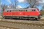 "Henschel 31824 - DB Fernverkehr ""218 366-3"" 03.04.2015 - Züssow, BahnhofJörg Meyer"