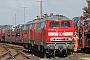 "Henschel 31824 - DB Autozug ""218 366-3"" 23.09.2011 - Niebüll, BahnhofEdgar Albers"