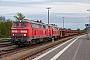 """Henschel 31827 - DB Fernverkehr """"218 369-7"""" 01.05.2014 - Niebüll, BahnhofMalte Werning"""