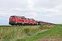 """Henschel 31827 - DB Fernverkehr """"218 369-7"""" 03.05.2014 - Niebüll, Bahnübergang TriangelJens Vollertsen"""