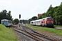 """Henschel 31827 - DB Fernverkehr """"218 369-7"""" 09.07.2016 - Zinnowitz (Usedom), BahnhofCarsten Niehoff"""