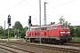 """Henschel 31827 - DB Fernverkehr """"218 369-7"""" 09.07.2016 - Züssow, BahnhofCarsten Niehoff"""