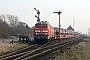 """Henschel 31829 - DB Autozug """"218 371-3"""" 21.01.2009 - Keitum (Sylt)Nahne Johannsen"""