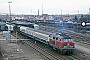 "Henschel 31829 - DB ""218 371-3"" 06.02.1988 - Landau (Pfalz), HauptbahnhofIngmar Weidig"