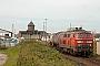 """Henschel 31829 - DB Autozug """"218 371-3"""" 21.07.2011 - Tinnum (Sylt)Nahne Johannsen"""