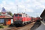 "Henschel 31829 - DB Fernverkehr ""218  371-3"" 29.07.2015 - Westerland (Sylt)Peter Wegner"