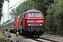 "Henschel 31829 - DB Autozug ""218 371-3"" 24.09.2013 - PrisdorfEdgar Albers"