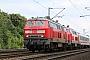 "Henschel 31832 - DB Autozug ""218 374-7"" 07.08.2011 - HalstenbekEdgar Albers"