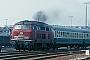 """Henschel 31832 - DB """"218 374-7"""" 06.05.1984 - Landau (Pfalz)Ingmar Weidig"""