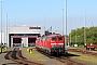 "Henschel 31834 - DB Fernverkehr ""218 376-2"" 17.05.2014 - Niebüll, BahnbetriebswerkPeter Wegner"