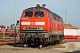 "Henschel 31836 - DB Regio ""218 378-8"" 15.03.2003 - Westerland (Sylt), BahnbetriebswerkAlexander Leroy"