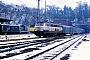 """Henschel 31836 - DB """"218 378-8"""" 24.11.1988 - Mainz, HauptbahnhofErnst Lauer"""