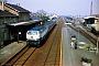 """Henschel 31837 - DB """"218 379-6"""" 15.04.1982 - Langenlonsheim, BahnhofJochen Fink"""