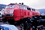 """Henschel 31837 - DB """"218 379-6"""" 11.04.1993 - BingerbrückErnst Lauer"""