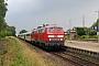 "Henschel 31837 - DB Fernverkehr ""218 379-6"" 01.07.2020 - Husum, HauptbahnhofPeter Wegner"