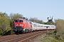 "Henschel 31838 - DB Autozug ""218 380-4"" 19.04.2009 - WeddingstedtGunnar Meisner"