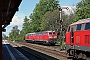 """Henschel 31838 - DB Fernverkehr """"218 380-4"""" 21.05.2020 - NiebüllTomke Scheel"""