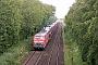 """Henschel 31839 - DB Autozug """"218 381-2"""" 13.06.2009 - Sylt-Morsum (Sylt)Nahne Johannsen"""