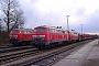 """Henschel 31839 - DB Autozug """"218 381-2"""" 30.12.2009 - Niebüll, BahnhofBernd Gennies"""