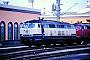 """Henschel 31839 - DB """"218 381-2"""" 16.08.1988 - Kaiserslautern, BahnbetriebswerkErnst Lauer"""