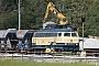 """Henschel 31839 - Railsystems """"218 381-2"""" 06.09.2020 - Sande, BahnhofTimm Schulze"""
