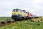 """Henschel 31839 - DB Fernverkehr """"218 381-2"""" 29.05.2021 - Emmelsbüll-Horsbüll (Niebüll), BÜ TriangelJens Vollertsen"""
