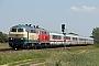 """Henschel 31839 - DB Fernverkehr """"218 381-2"""" 17.06.2021 - Archsum (Sylt)Nahne Johannsen"""