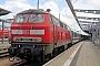 "Henschel 31843 - DB Autozug ""218 385-2"" 21.06.2013 - Rostock, HauptbahnhofStefan Pavel"