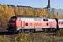 """Henschel 31844 - DB Regio """"218 386-1"""" 16.11.2006 - Hamburg-UnterelbeNahne Johannsen"""