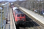 "Henschel 31844 - DB Autozug ""218 386-1"" 06.04.2010 - KlanxbüllDietmar Stresow"
