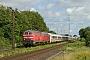"""Henschel 31844 - DB Fernverkehr """"218 386-1"""" 21.06.2016 - Risum-LindholmMarius Segelke"""