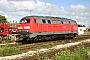"Krauss-Maffei 19485 - DB AutoZug ""215 911-9"" 05.07.2004 - Westerland (Sylt), BahnhofRalf Lauer"