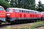 """Krauss-Maffei 19485 - DB AutoZug """"215 911-9"""" 01.08.2008 - Chemnitz, FahrzeuginstandhaltungswerkKlaus Hentschel"""