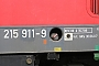 "Krauss-Maffei 19485 - DB AutoZug ""215 911-9"" 18.08.2006 - Westerland / SyltDietmar Stresow"