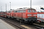 "Krauss-Maffei 19493 - DB AutoZug ""215 912-7"" 01.01.2006 - Westerland (Sylt), BahnhofNahne Johannsen"