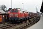 "Krauss-Maffei 19493 - DB AutoZug ""215 912-7"" 23.04.2006 - Westerland (Sylt), BahnhofNahne Johannsen"