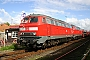 "Krauss-Maffei 19497 - DB AutoZug ""215 913-5"" 05.07.2004 - Westerland (Sylt), BahnhofRalf Lauer"