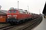 "Krauss-Maffei 19497 - DB Autozug ""215 913-5"" 22.04.2006 - Westerland (Sylt), BahnhofNahne Johannsen"