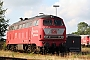 "Krauss-Maffei 19533 - DB Autozug ""218 157-6"" 08.07.2006 - Niebüll, BahnhofTomke Scheel"