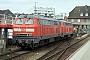 "Krauss-Maffei 19536 - DB AutoZug ""218 160-0"" 28.04.2006 - Westerland (Sylt)Nahne Johannsen"