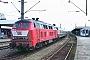 """Krauss-Maffei 19538 - DB Regio """"218 162-6"""" 16.04.2000 - Mannheim, HauptbahnhofErnst Lauer"""