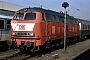"""Krauss-Maffei 19538 - DB Regio """"218 162-6"""" 20.04.2000 - Mannheim, HauptbahnhofErnst Lauer"""