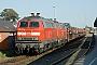 "Krauss-Maffei 19538 - DB AutoZug ""218 162-6"" 01.06.2009 - Sylt-Westerland (Sylt), BahnhofNahne Johannsen"