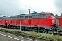 "Krauss-Maffei 19538 - DB AutoZug ""218 162-6"" 11.07.2006 - Niebüll, BahnhofJens Vollertsen"