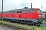 "Krauss-Maffei 19544 - DB AutoZug ""218 168-3"" 11.07.2006 - Niebüll, BahnhofJens Vollertsen"